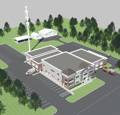 Ridge FD_New Co Fire House_ARCH_10204-cam008